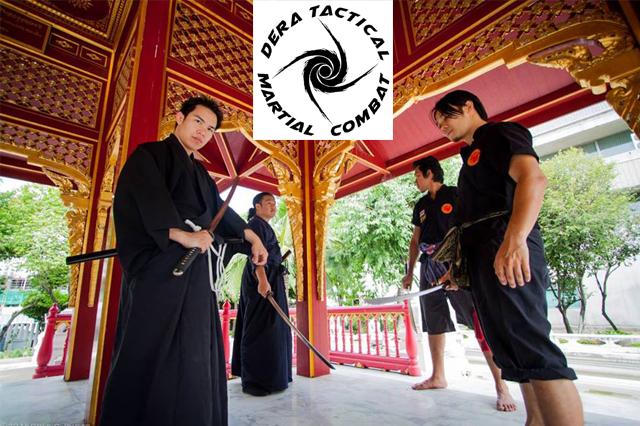 David Suthaluang, Renshi van Dera Tactical Martial Combat in Thailand, Bangkok.