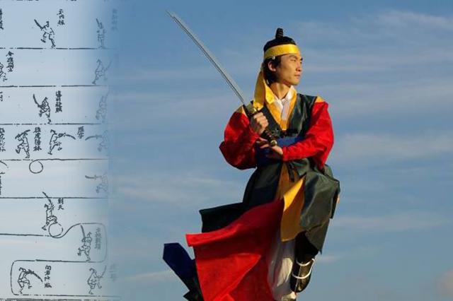 Bok Kyu Choi, Directeur van het Korean Institute of Martial Arts en Hoofdleraar van Sipbalki in Nederland.